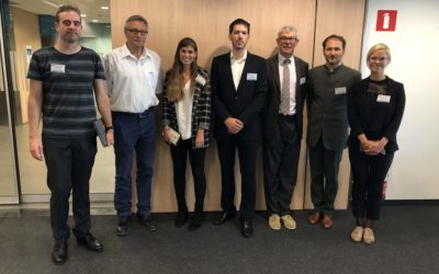 PIEDMONS Project, review meeting in Brussels